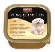 Animonda - Консервы для собак (с говядиной и картофелем) Vom Feinsten Adult