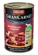 Animonda - Консервы для взрослых собак (мясной коктейль) GranCarno Original Adult