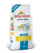 Almo Nature - Сухой корм для взрослых собак малых пород (с курицей) Small & Chicken Holistic
