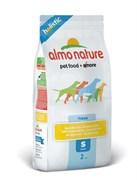 Almo Nature - Сухой корм для щенков малых пород (с курицей) Small Puppy & Chicken Holistic
