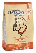 """Barking Heads - Сухой корм для собак крупных пород """"Цыпленок для большелапого"""" (с курицей и рисом) Big Foot Tender Loving Care"""
