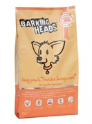"""Barking Heads - Сухой корм для собак мелких пород с чувствительным пищеварением """"Нежная забота для мелколапого"""" (с курицей и рисом) Tiny Paw's Tender Loving Care"""