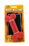 """Benelux - Игрушка резиновая для собак """"Для чистки зубов кость"""" 23*12*3 см"""
