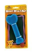 """Benelux - Игрушка резиновая для собак """"Для чистки зубов сердце"""" 23*12*3 см"""