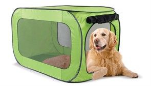 Kitty City - Переносной домик для собак гигантских пород Portable Dog Kennel X-Large, 102*62*62 см