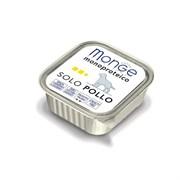 Monge - Консервы для собак (паштет из курицы) Dog Monoproteico Solo