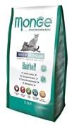 Monge - Сухой корм для кошек для выведения шерсти (курица) Cat Hairball