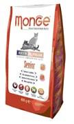 Monge - Сухой корм для пожилых кошек (курица) Cat Senior