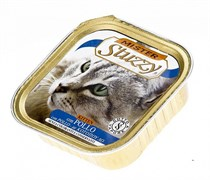 Mr. Stuzzy - Консервы для котят (с курицей)