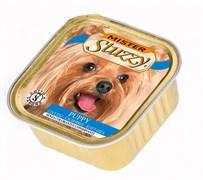 Mr. Stuzzy - Консервы для щенков (с курицей)