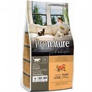 Pronature Holistic - Сухой корм беззерновой для кошек (утка с апельсином)