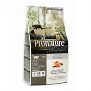 Pronature Holistic - Сухой корм для кошек (индейка с клюквой)