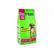 """Pronature Original - Пронатюр 26 сухой корм для щенков """"Формула роста"""" (ягненок и рис)"""