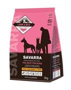 SAVARRA - Сухой корм для взрослых собак крупных пород (ягненок с рисом) Adult Dog Large Breed Lamb & Rice
