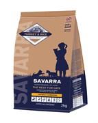 SAVARRA - Сухой корм для котят (индейка с рисом) Kitten Turkey & Rice
