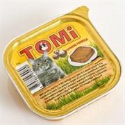 Tomi - Консервы для кошек (птица с печенью)