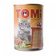Tomi - Консервы для кошек (утка и печень)