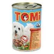 Tomi - Консервы для собак (5 видов мяса)