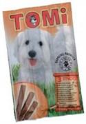 Tomi - Палочки для собак 3 шт (с индюшатиной и молодой бараниной)