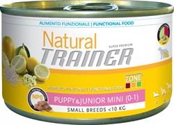 Trainer - Консервы для щенков и юниоров мелких и миниатюрных пород Trainer Natural Small & Toy Puppy & Junior