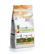 Trainer - Сухой корм для взрослых собак средних и крупных пород (с уткой и рисом) Fitness No Gluten Medium/Maxi Adult Duck and Rice