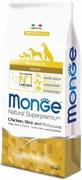 Monge - Сухой корм для собак всех пород (курица с рисом и картофелем) Dog Speciality Line
