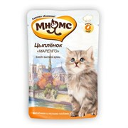 "Мнямс - Паучи для котят ""Маренго"" (цыплёнок)"