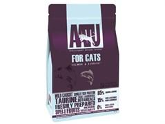 AATU - Сухой корм для кошек (с лососем и сельдью) SALMON & HERRING