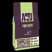 AATU - Сухой корм для кошек (с уткой) DUCK