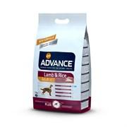 Advance - Сухой корм для собак (с ягненком и рисом) Lamb & Rice