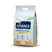 Advance - Сухой корм для щенков (с курицей и рисом) Baby Protect Medium