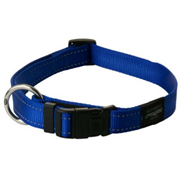 Rogz - Ошейник, синий (размер М (26-40 см), ширина 1,6 см) UTILITY SIDE RELEASE COLLAR