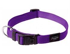 Rogz - Ошейник, фиолетовый (размер М (26-40 см), ширина 1,6 см) UTILITY SIDE RELEASE COLLAR