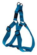 Rogz - Шлейка разъемная, голубой (размер XL (67-103 см), ширина 2,5 см) UTILITY STEP IN HARNESS