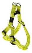 Rogz - Шлейка разъемная, желтый (размер XL (67-103 см), ширина 2,5 см) UTILITY STEP IN HARNESS