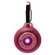 Rogz - Светящаяся подвеска (розовый) SAFETY LIGHT