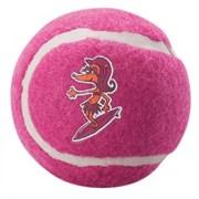 Rogz - Игрушка теннисный мяч, малый (розовый) TENNISBALL SMALL