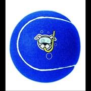 Rogz - Игрушка теннисный мяч, малый (синий) TENNISBALL SMALL