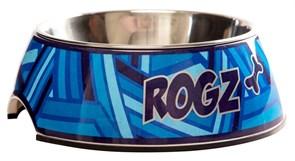 """Rogz - Миска 2 в 1 """"Морской"""", 350 мл BOWLZ"""
