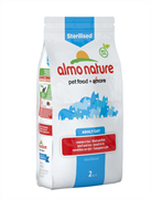 Almo Nature - Сухой корм для кастрированных кошек (с Говядиной и Рисом) Functional Adult Sterilised Beef and Rice