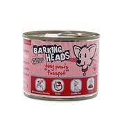 """Barking Heads - Консервы для собак мелких пород """"Суета вокруг миски"""" (с лососем) Tiny Paws Fusspot"""