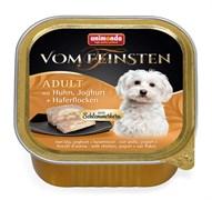 """Animonda - Консервы для собак """"Меню для гурманов"""" (с курицей, йогуртом и овсяными хлопьями) Vom Feinsten Adult"""