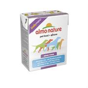 "Almo Nature - Консервы для собак ""Меню с Тунцом и рисом"" Daily Menu Tuna Rice Tetrapack"