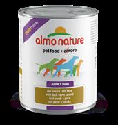 """Almo Nature - Консервы для собак """"Меню с Уткой"""" Daily Menu Duck"""