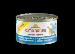 Almo Nature - Консервы для собак (с полосатым тунцом и треской) HFC Classic Skip Jack Tuna and Cod