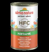 Almo Nature - Консервы для кошек (с Курицей и Тунцом) Classic Adult Cat Chicken and Tuna