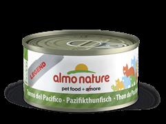 Almo Nature - Консервы для кошек (с Тихоокеанским Тунцом) Legend Adult Cat Pacific Tuna