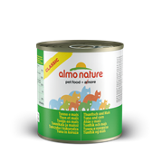 Almo Nature - Консервы для кошек (с Тунцом и кукурузой) Classic Tuna and Corn