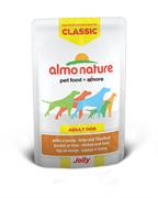 "Almo Nature - Паучи для собак ""Курица и Тунец в желе"" Classic Jelly Chicken and Tuna"