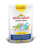 "Almo Nature - Паучи для собак ""Тунец и Морковь в желе"" Classic Jelly Tuna and Carrots"